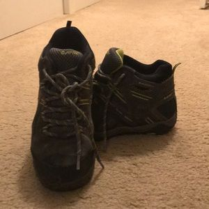 Kids Hi-Tec hiking boots